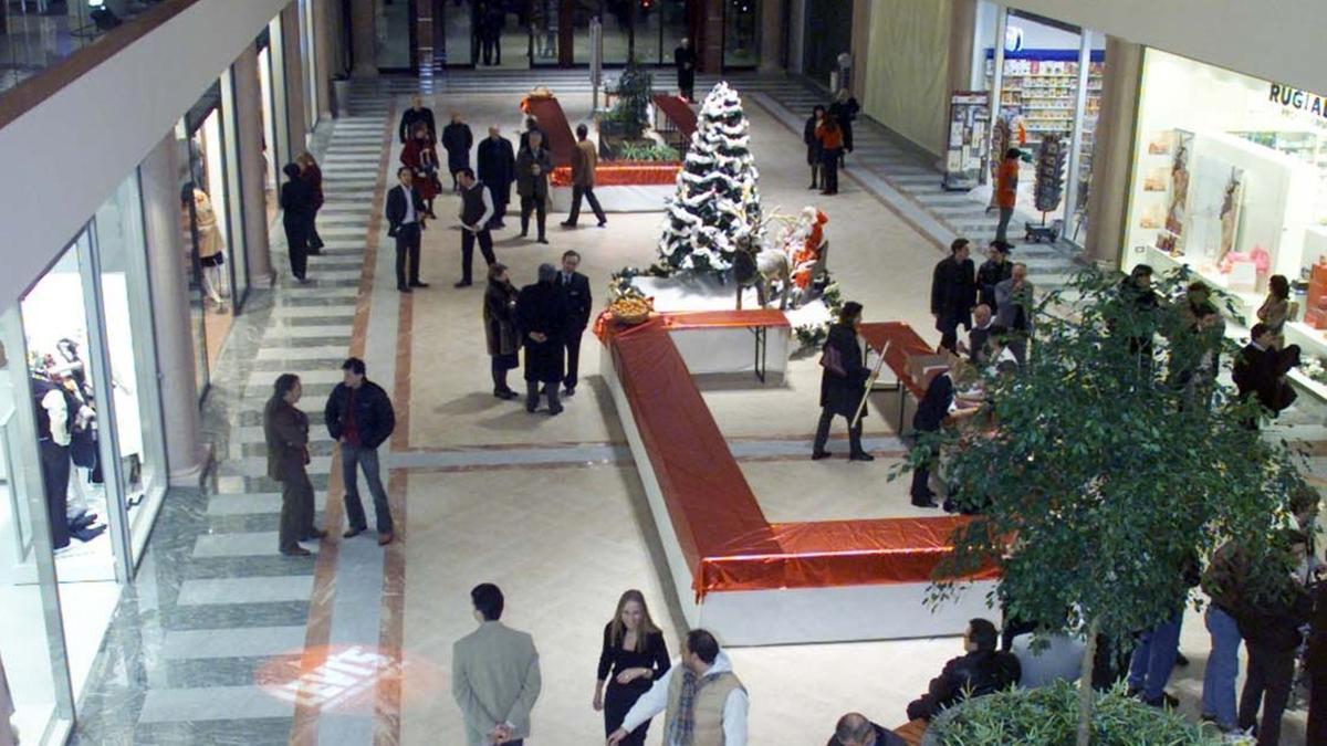 Il Centro Commerciale ITALMARK
