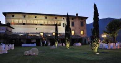 Castello Carmagnola a Clusane d'Iseo
