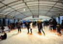 Pista di pattinaggio sul ghiaccio a Sarnico