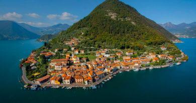 Montisola è una delle tre migliori destinazioni d'Europa