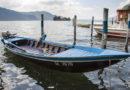 Naet la barca tipica del lago d'Iseo