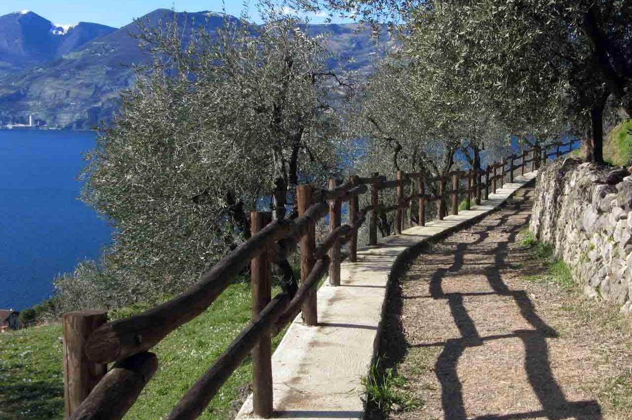L'antica strada Valeriana