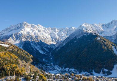 Valle Camonica una delle vallate più estese della lombardia