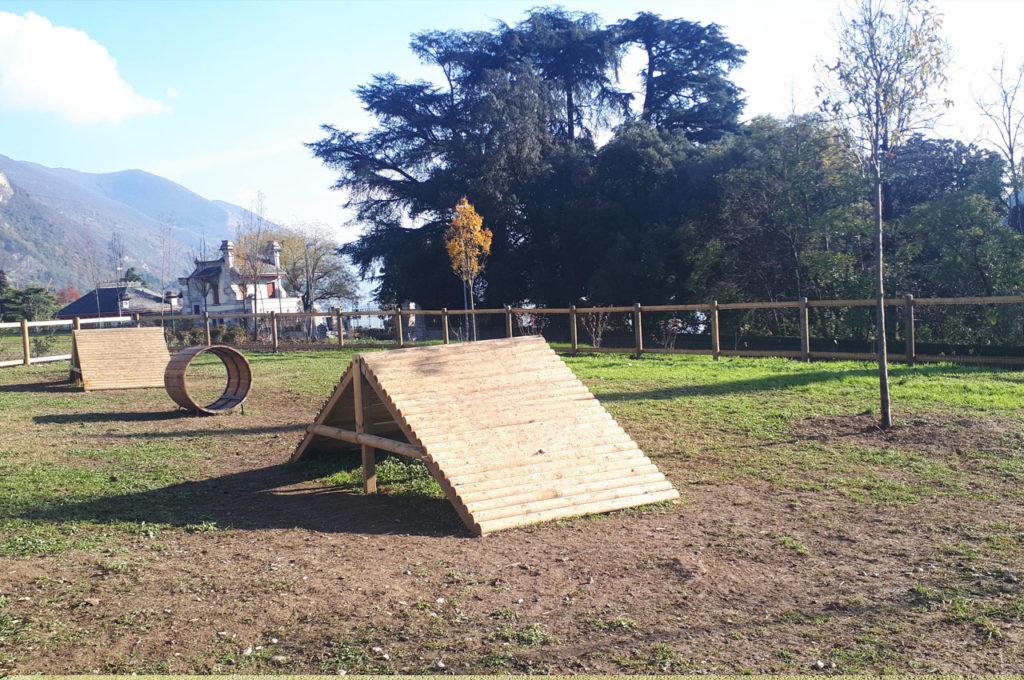 Parco Paroletti a Sarnico